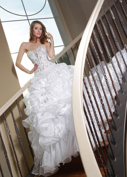 свадебные платья редкие